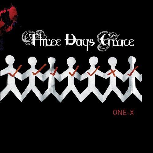 Three Days Grace One X Album Cover